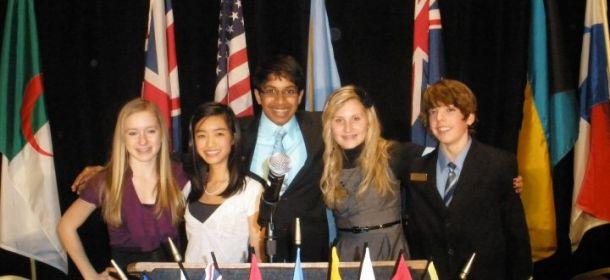 Jr. Ohio Model United Nations – Grades 5-8