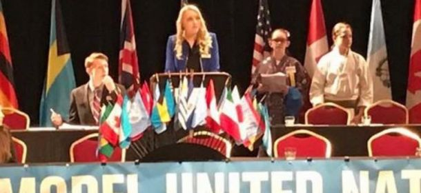 Jr. Ohio Model United Nations – Grades 5-8